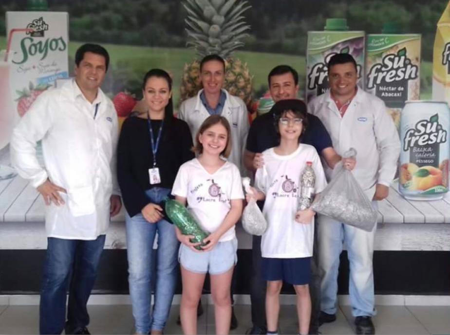 Criança de Jacareí cria ação solidária em prol de deficientes físicos