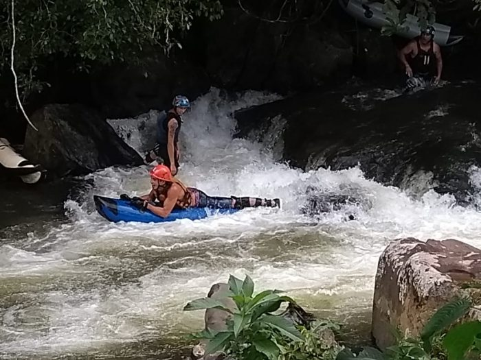Acqua ride