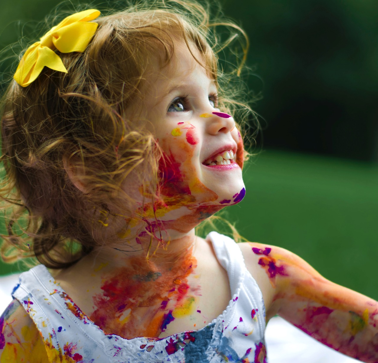O poder da arte na educação das crianças