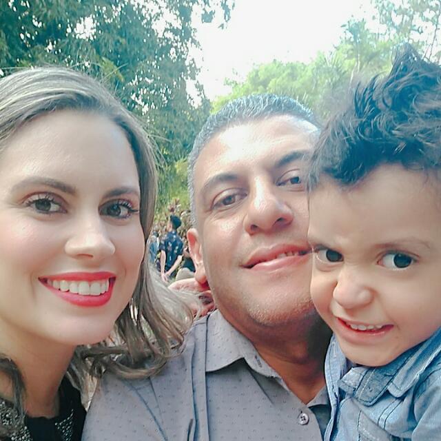 Dia do Enfermeiro:  Emanuelle Remígio Gomes Batista e Júlio Guilherme Batista