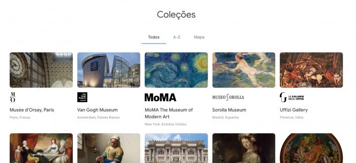 Dia Internacional do Museu - Google Arts & Culture