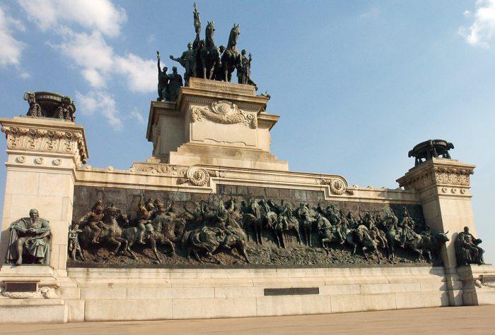 Independência do Brasil: Monumento da Independência