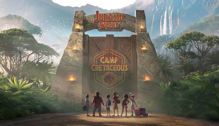 Dinossauros: Jurassic World: Acampamento Jurássico